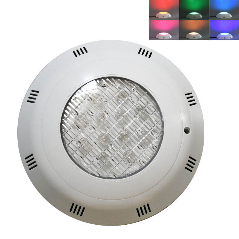 12V Marine Boat Decoration Light RGB LED Underwater Light Pond Swimming Pool Waterproof Lamp Colorful-in Marine Hardware from Automobiles & Motorcycles