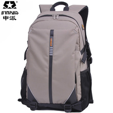Sinpaid Unique High Quality Waterproof Nylon 14 Inch Laptop Backpack Men Women Computer Notebook Bag 17.3 Inch 15.6 Laptop Bag