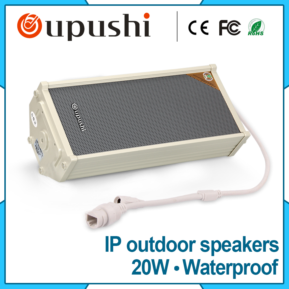 PA System Active Speaker Column Outdoor Wireless IP Speakers цена и фото