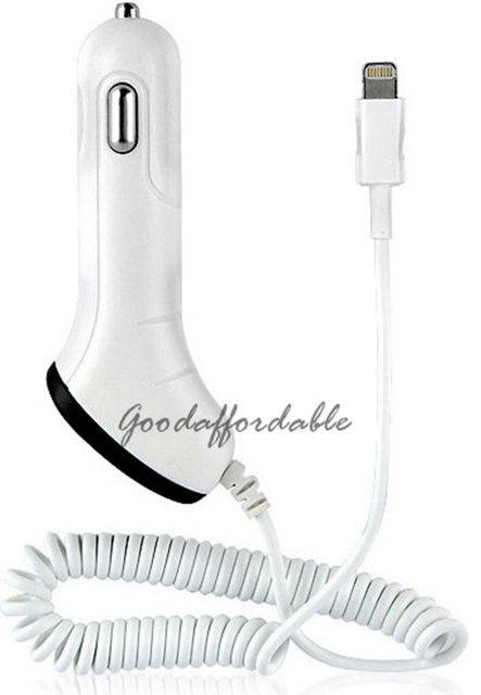Hot sale!Wholesale New Design Car Charger For Iphone 5