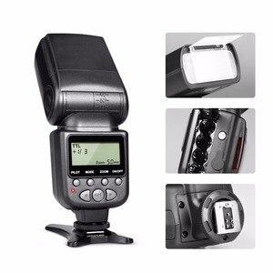 Image 5 - مايكه MK950 E TTL TTL فلاش كاميرا Speedlite mk950 ل كاميرا كانون EOS 5D II 6D 7D 50D 60D 70D 550D 600D 650D 700D 580EX 430EX