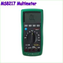 1 шт. Mastech MS8217 Дешевые Частота Температура Мультиметр Автоматический Тестер для Измерения