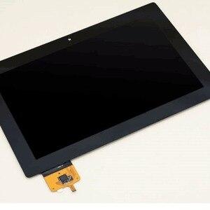 Image 2 - עבור LENOVO IDEATAB S6000 S6000 F LCD תצוגה עם מסך מגע DIGITIZER עצרת