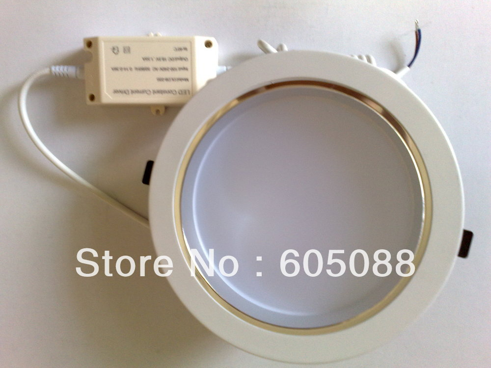 9 24w recessed led horizontal down light,with external driver AC100-240v,color white 2373lm,18pcs/lot promotion,Free shipping! 6x1w led underground light ip67 led path recessed light ac100 240v white light 400lm electric shock protection 36pcs lot