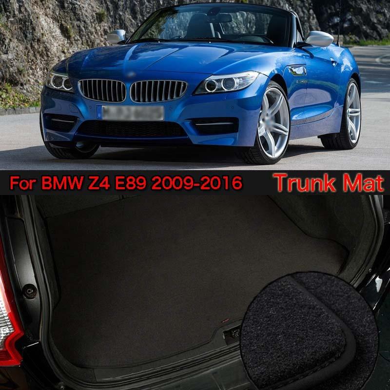 Bmw Z4 Boot: Nylon Fabric Washable Car Trunk Cargo Liner Carpet Mats