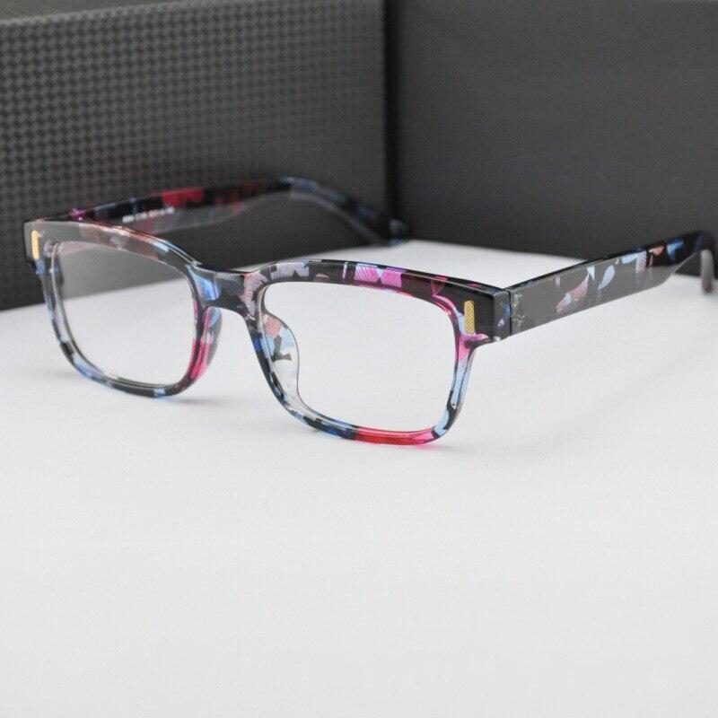 2017 Mode V En Forme de Boîte Lunettes Cadres Marque Pour Hommes Nouvelles  Femmes Ordinateur Cadres Lunettes Vintage Armacao Oculos de Grau dans  Lunettes ... c62e9ac95361