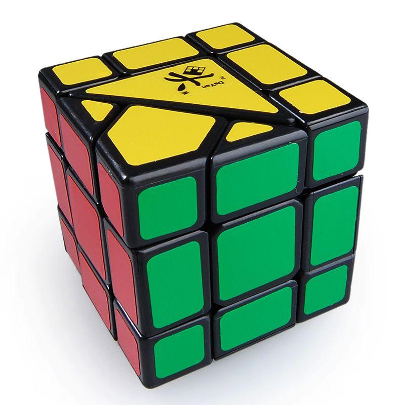Dayan Strange-shape Magic Cube Anti Stress Strengthened Version Brain Teaser IQ Magic Cube Speed Puzzle Cubes Cubo Magico (4)