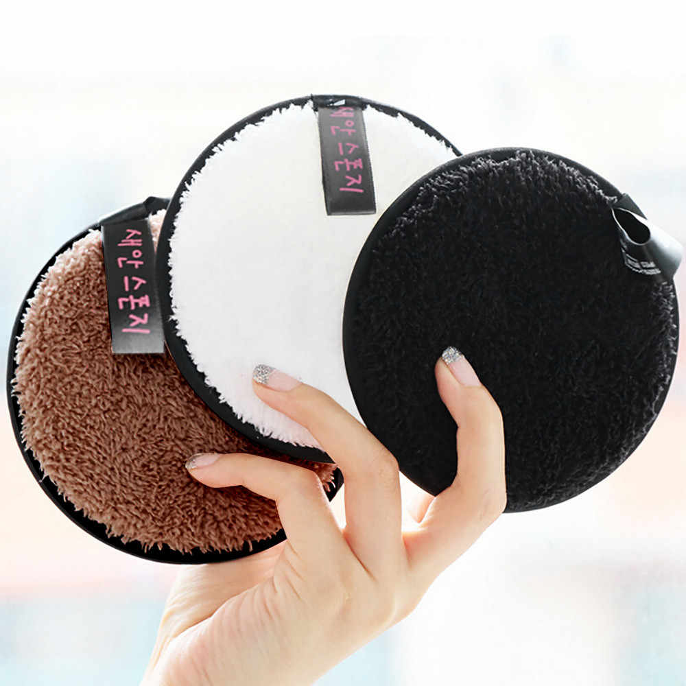 Magical Microfiber Cloth Pads Remover Towel Face Cleansing Makeup For Women promotes health Makeup Remover puff  c1008
