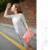 Moda o-pescoço one piece-dress mulheres vestidos de verão roupas de maternidade as mulheres grávidas mãe gravidez roupas de algodão listrado
