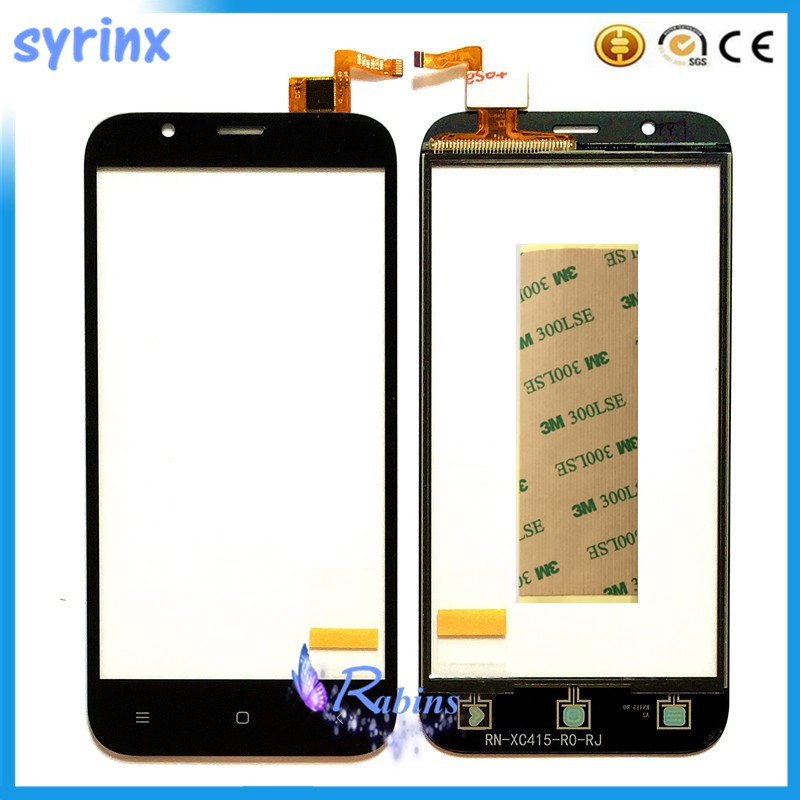 5.0  Mobile phone Touch Screen Digitizer For Ark Benefit M5 Replacement Parts Screen Touch Panel Touchscreen Sensor Front Glass