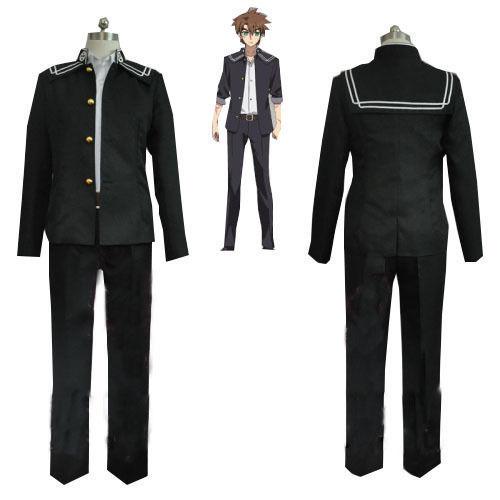 The Testament of Sister New Devil Basara Tojo school uniform cosplay costume