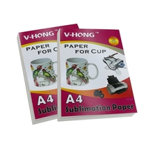 A3 100gsm Iron-on Transfer Paper Sublimation Ink Heat for Inkjet Printer