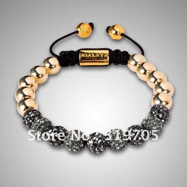 hot sale shamballa bracelets wholesale lavender shamballa bracelet new design