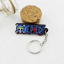 One Piece Luffy Keychain 4 Styles