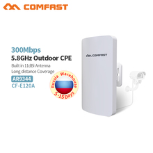 COMFAST 300Mbps Wireless Access Point Ceiling AP Router WIFI Repeater Extender High