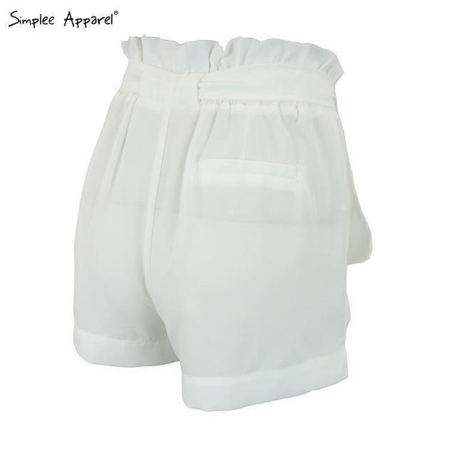 HIRIGIN Hot Summer Casual Shorts Beach High Waist Short Fashion Lady Women 5