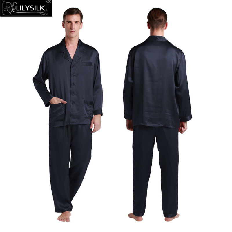 1000-navy-blue-22-momme-long-silk-pyjamas-set-with-contrast-trim