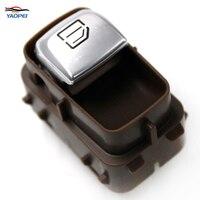 Brown Power Window Switch For Mercedes S KLASSE W222 A2229051904