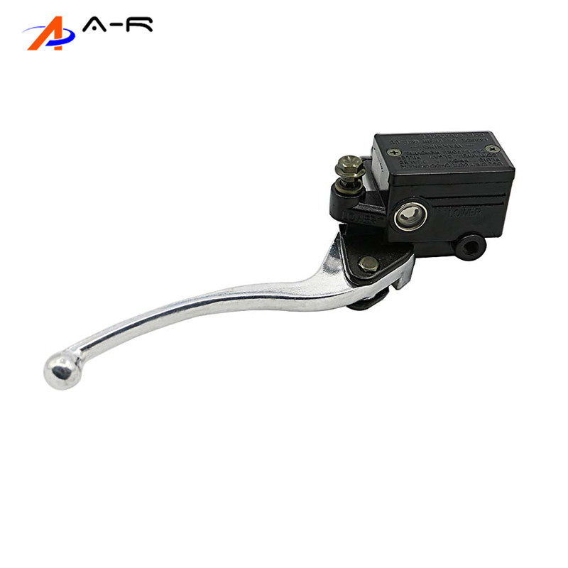 Rear Brake Master Cylinder Set Hydraulic Pump for Yamaha Banshee YFZ350 87-06