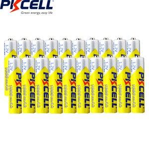 Image 3 - 20PCS PKCELL AAA NI MH Battery 1.2v 3A 1000mah Rechargeable Batteries battery nimh rechargeable for toys flashlight