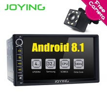 JOYING 2 Din Universal 7 Android 8 1 font b Car b font autoradio 4 32GB