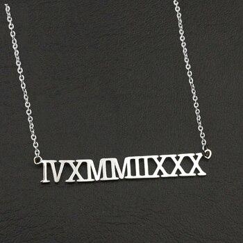 d55122bf26e9 Collar de placa de identificación personalizada con nombre de joyería de  oro y plata para mujer gargantilla cadena kettinga Voor vruwen regalo de ...