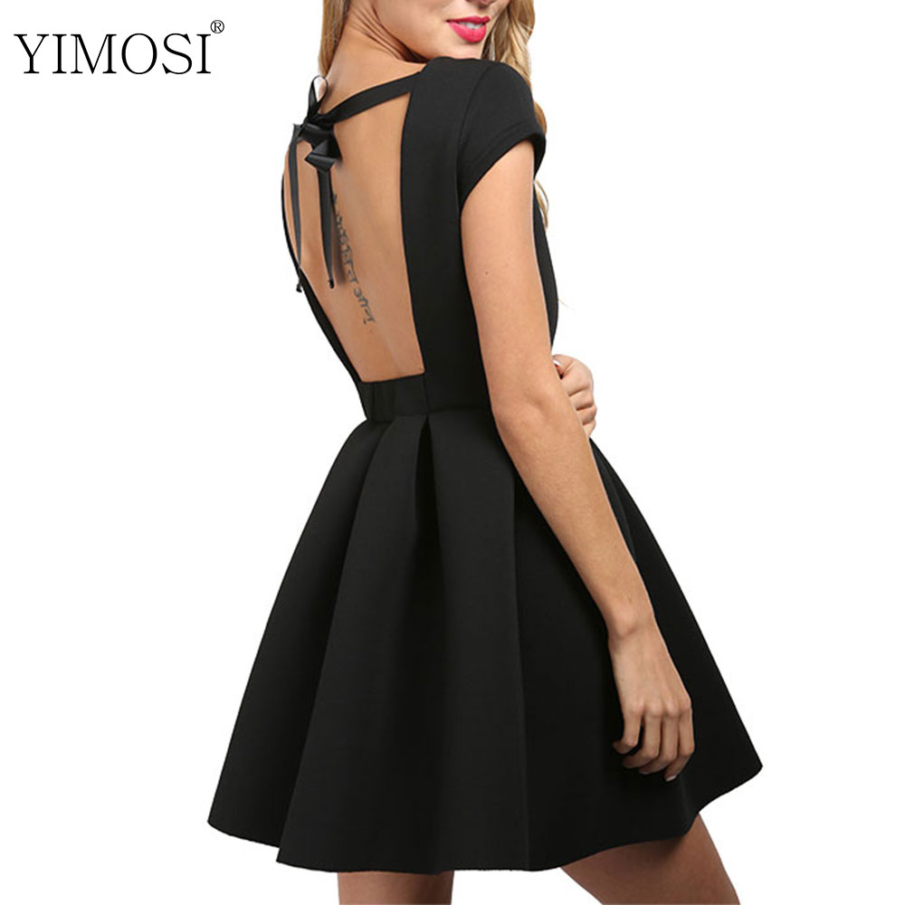 Open back backless summer dresses open back and now springs mall