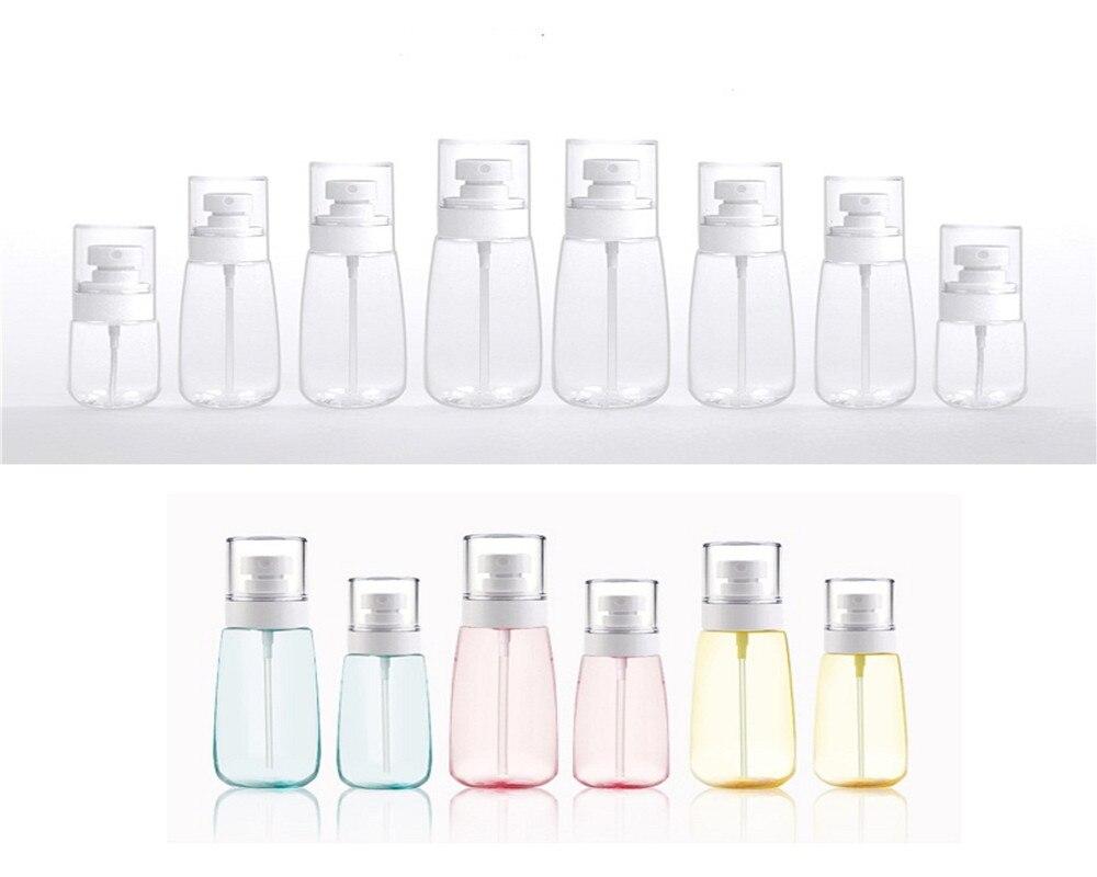 30ml 60ml 100m ltravel cosmetic bottles travel perfume Bottles,refillable cream empty plastic bottle,Portable cosmetic container