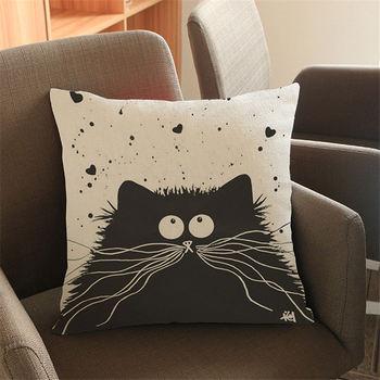 Подушки милый Кот