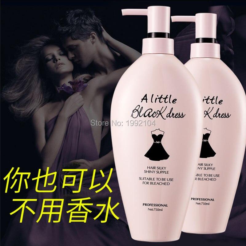 Mofajang 750ml A Little Black Dress Perfume Shampoo Professional Dry