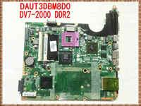 516292-001 DAUT3DBM8D0 Original Motherboard for HP Pavilion DV7 DV7-2000 Series laptop Notebook System Board 100% Tested