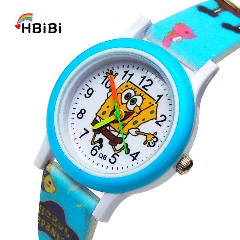 Newest Product Printed Strap Children Watches Kids Quartz Wristwatches Waterproof Child Watch For Boys Girls Students Clock Gift