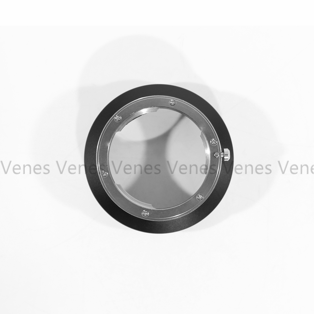 VENES Adapter ring for L/R Lens to Suit for GFX Camera, For Leica Mount lens to GFX lens adapter, For Fujifilm GFX 50S camera pixco lens adapter suit for lm gfx adapter suit for leica m mount lens to suit for fujifilm gfx medium format camera