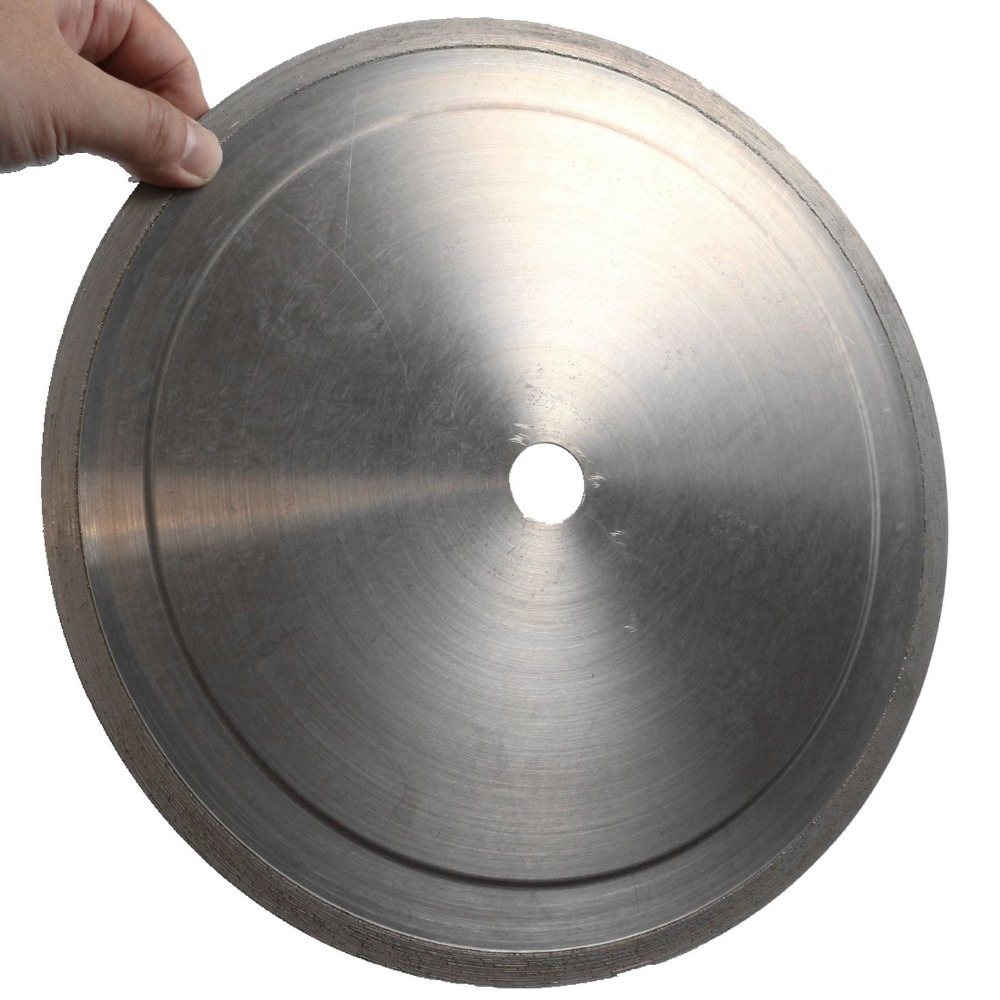 12 inch 300 mm SINTERED Diamond Lapidary Saw Blade Circular Blades Cutting Stone Tools Arbor 1
