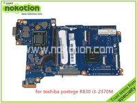 Brand New Original Mother Board For Toshiba R830 R835 FAL3SY3 HD4000 I3 2370M DDR3 Full Tested