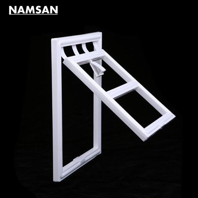 Aliexpress Buy Namsan Whtie Magnetic Dog Dooruniversal Pet