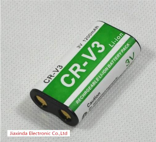 NEW  CR-V3 CRV3 3V Camera lithium battery Li-ion battery  Rechargeable lithium batteries