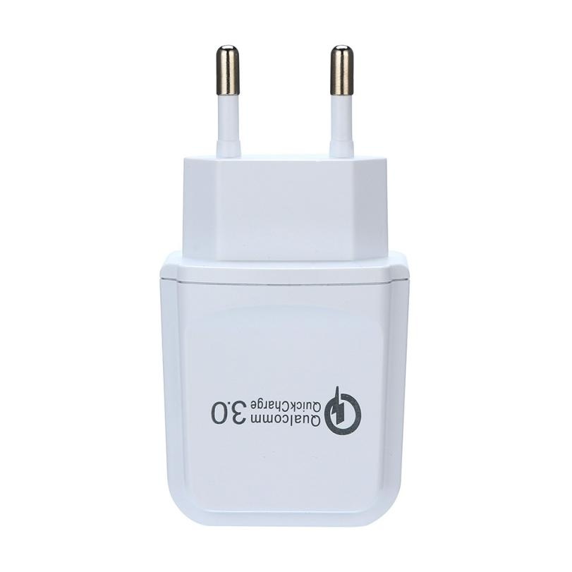 CARPRIE 2018 New QC 3.0 Quick Fast Charging Travel Home AC To Phone USB Wall Charger EU Plug Dropshipping Aug 6