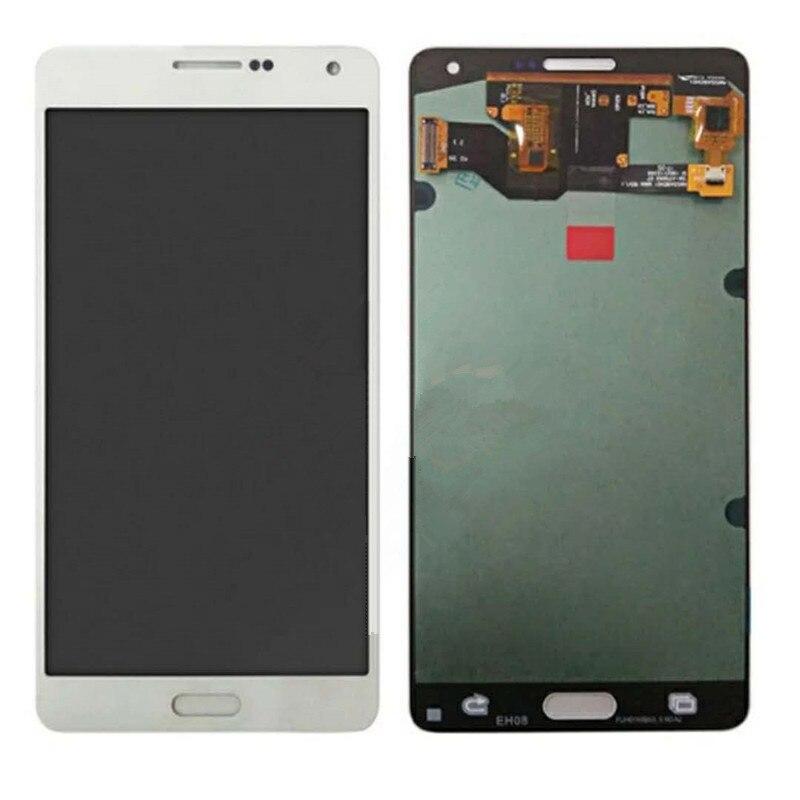 Сенсорный экран телефона в сборе для samsung galaxy A7 2015 Мобильные аксессуары touch Панель Экран сборки