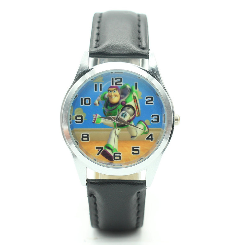 Useful The New Toy Story Buzz Lightyear Children Cartoon Quartz Children Wristwatch Watches Party Favors Gift Children's Watches