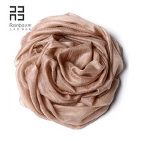 Women Scarf Free Shipping Hot Sale Fashion Pure Cashmere Scarf Shawl Female Autumn Winter Solid Color