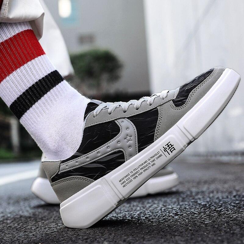 Primavera Hombre Homem Nova blue Zapatos Tendência Juventude 2018 Black Sneakers Para Sapatas Ocasionais gray Quente Df2 Moda Respirável De Vestir O outono Lona gxqPwOqF