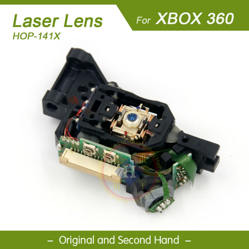 HOTHINK Replacement Laser Lens HOP-141B HOP-141X 14xx For Xbox 360 Benq Liteon DG-16D2S Optical Pick-Up DVD Drive
