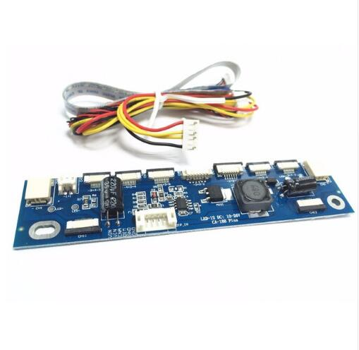 Multifunction Inverter For Backlight LED Constant Current Board Driver Board 12 Connecters LED Strip Tester Standard