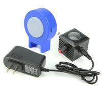 Dual Power Microscope Supplementary Lighting Adjustable Bottom Lamp Microscope Light Source