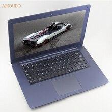 Amoudo-6c плюс intel core i5 cpu 8 ГБ ram + 120 ГБ ssd + 1 ТБ hdd dual дисков windows 7/10 система ультратонкий ноутбук ноутбук