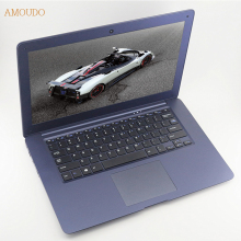 Amoudo-6C Plus Intel Core i5 CPU 8GB RAM+120GB SSD+1TB HDD Dual Disks Windows 7/10 System Ultrathin Laptop Notebook Computer