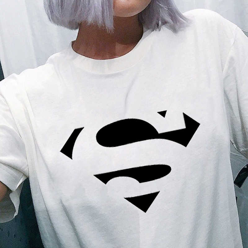 ZOGANKI Hot Sales Summer Women T-shirt White Tee Cool Women Tee Shirt Short Sleeve Tops Tee Female Casual O-neck Tshirt Tops