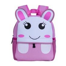 New Kawaii Cute Toddler Kid Children Boy Girl 3D Cartoon Animal Fantastic Backpack School Bag