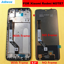 Note7 PRO Display For Xiaomi Redmi Note 7 lcd Note7 PRO LCD Display Screen Touch Assembly LCD Digitizer Touch Screen Parts for ipad pro 9 7 full screen black white high quality lcd display touch screen digitizer assembly repair for ipad pro 9 7inch